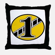 King Kenny Throw Pillow
