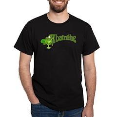 Fairy In Glass Absinthe T-Shirt
