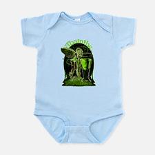 Absinthe Fairy Dark Infant Bodysuit