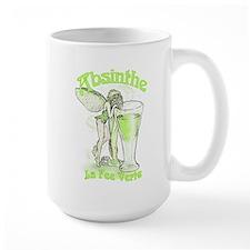 Absinthe Fairy With Glass Mug