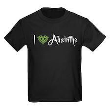 I Love Absinthe T