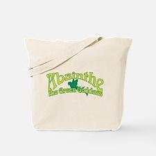 Absinthe The Green Goddess Tote Bag