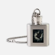 The Raven Flask Necklace