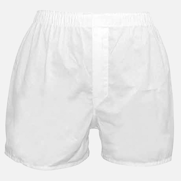 Cute Dog quotes dog Boxer Shorts