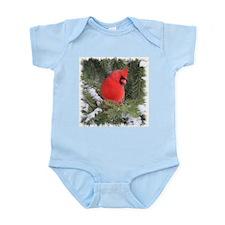 Spruce Cardinal Infant Bodysuit