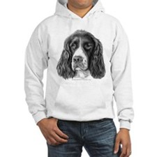 English Springer Spaniel Hoodie Sweatshirt