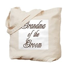 CB Grandma of the Groom Tote Bag