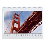 Golden gate bridge Calendars