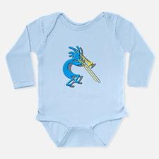 Trombone Long Sleeve Infant Bodysuit