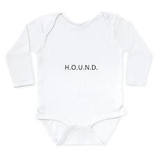 H.O.U.N.D. of the Baskervilles Long Sleeve Infant