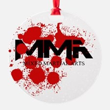 mma blood splatter 06.png Ornament