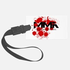 mma blood splatter 06.png Luggage Tag