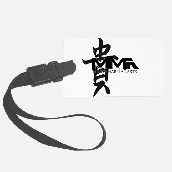 MMA Honor.png Luggage Tag