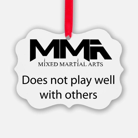 MMA Not Play.png Ornament