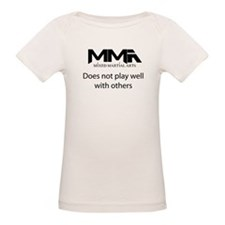 MMA Not Play.png Tee