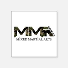 Camoflauge MMA Mixed Martial Arts Design Square St