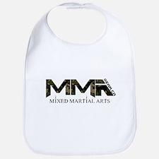 Camoflauge MMA Mixed Martial Arts Design Bib