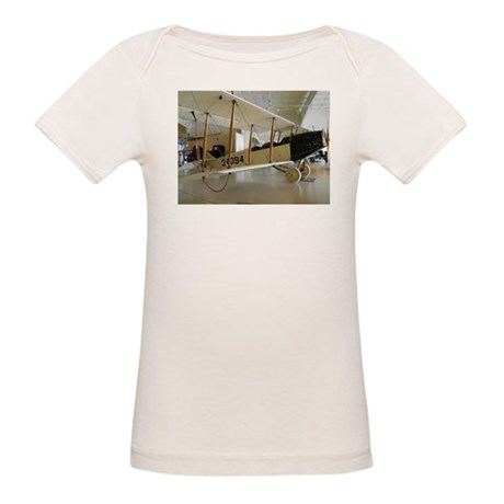 The Jenny Plane Organic Baby T-Shirt