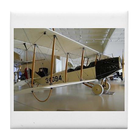 The Jenny Plane Tile Coaster
