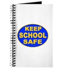 Keep School Safe Journal