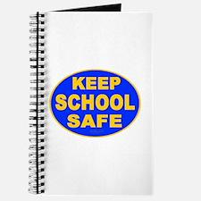 Keep School Safe Journal