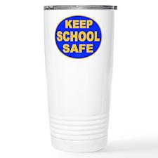 Keep School Safe Travel Mug
