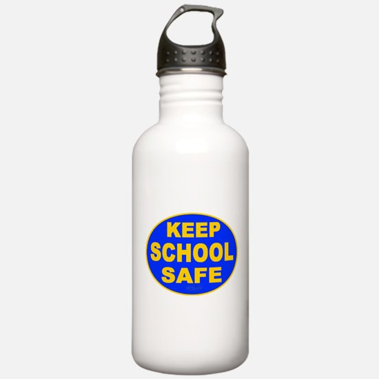 Keep School Safe Water Bottle