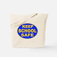 Keep School Safe Tote Bag