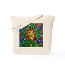 Saint Dymphna Tote Bag