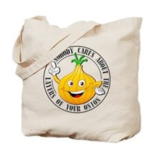 Layers of the Onion Tote Bag