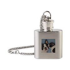 French Bulldog Secret Flask Necklace