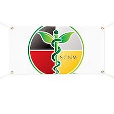 SCNM Medicine Wheel Logo Banner