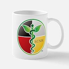 SCNM Medicine Wheel Logo Mug