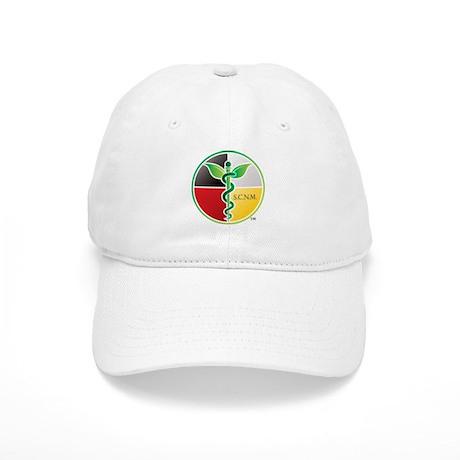SCNM Medicine Wheel Logo Cap
