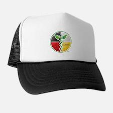 SCNM Medicine Wheel Logo Trucker Hat