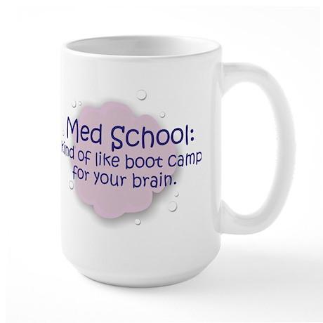 3-Med_school_boot_camp Mugs