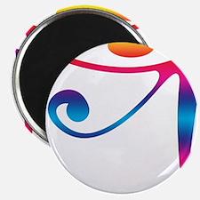 "Eye of Horus - Rainbow 2.25"" Magnet (10 pack)"