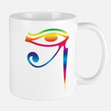 Eye of Horus - Rainbow Mug