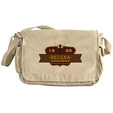Helena National Park Crest Messenger Bag