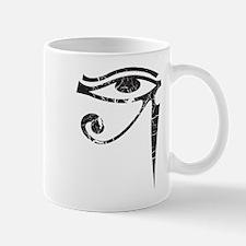 Eye of Horus - Distressed Texture Mug