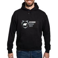 Bitterroot Arrowhead Badge Hoodie