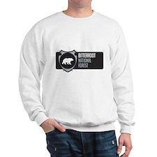Bitterroot Arrowhead Badge Sweatshirt