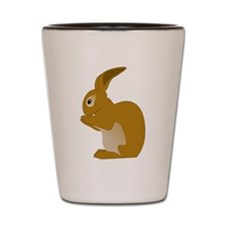 Bunny Rabbit Shot Glass