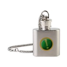 LFG Flask Necklace