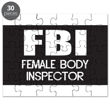 Female Body Inspector Puzzle