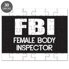 Female Body Inspector Puzzle