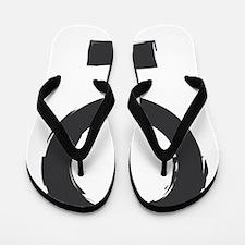 Female Symbol Flip Flops