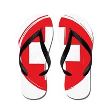 First Aid Flip Flops