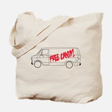Free Candy! Tote Bag