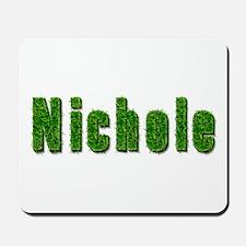 Nichole Grass Mousepad